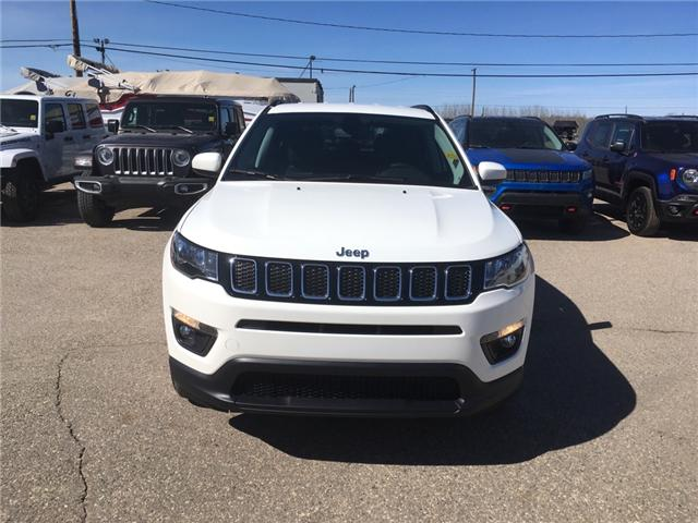 2019 Jeep Compass North (Stk: T19-117) in Nipawin - Image 2 of 16