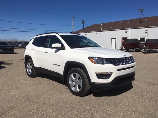 2019 Jeep Compass North (Stk: T19-117) in Nipawin - Image 1 of 16