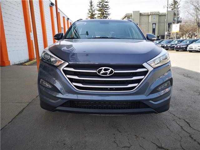 2018 Hyundai Tucson SE 2.0L (Stk: F449) in Saskatoon - Image 2 of 26