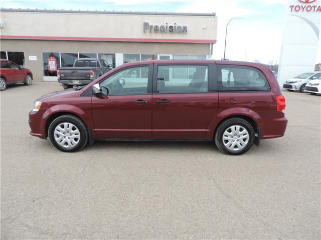 2018 Dodge Grand Caravan CVP/SXT (Stk: 192141) in Brandon - Image 1 of 19
