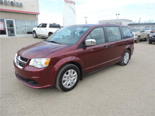 2018 Dodge Grand Caravan CVP/SXT (Stk: 192141) in Brandon - Image 2 of 19