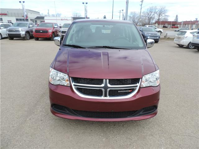 2018 Dodge Grand Caravan CVP/SXT (Stk: 192141) in Brandon - Image 3 of 19