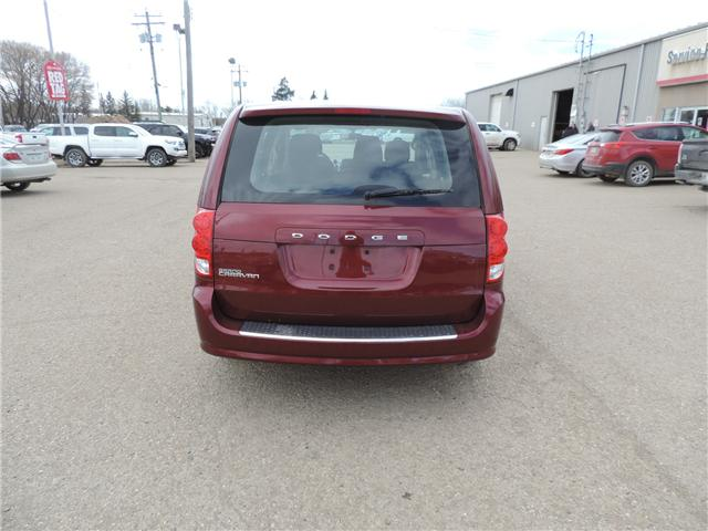 2018 Dodge Grand Caravan CVP/SXT (Stk: 192141) in Brandon - Image 7 of 19