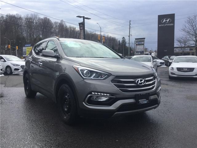 2018 Hyundai Santa Fe Sport 2.4 Base (Stk: SL85165) in Ottawa - Image 1 of 10