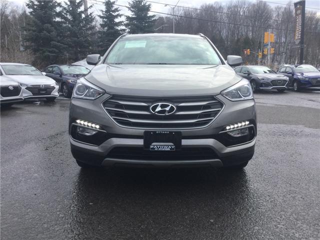 2018 Hyundai Santa Fe Sport 2.4 Base (Stk: SL85165) in Ottawa - Image 2 of 10