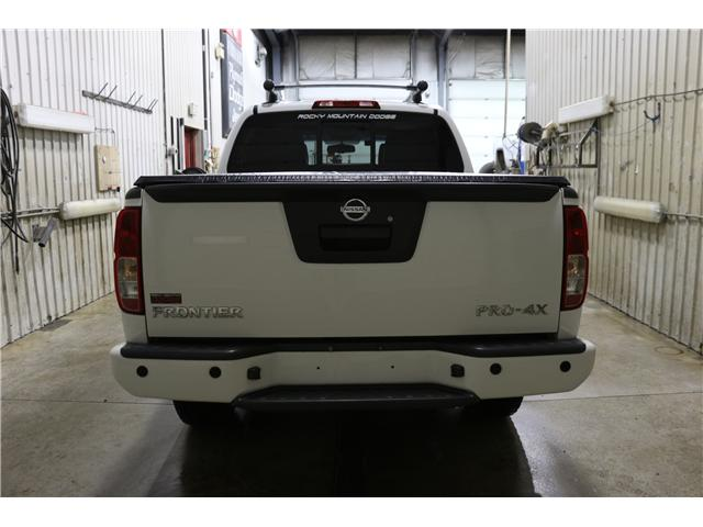 2016 Nissan Frontier PRO-4X (Stk: KP015) in Rocky Mountain House - Image 8 of 30
