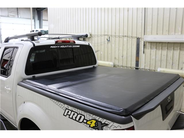2016 Nissan Frontier PRO-4X (Stk: KP015) in Rocky Mountain House - Image 9 of 30