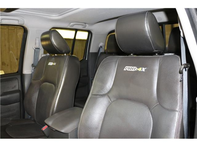 2016 Nissan Frontier PRO-4X (Stk: KP015) in Rocky Mountain House - Image 15 of 30