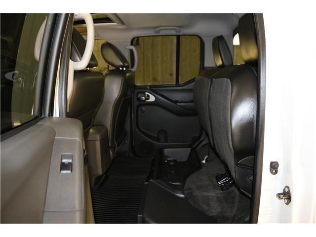 2016 Nissan Frontier PRO-4X (Stk: KP015) in Rocky Mountain House - Image 18 of 30