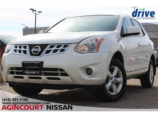 2013 Nissan Rogue S (Stk: KW216347A) in Scarborough - Image 1 of 21