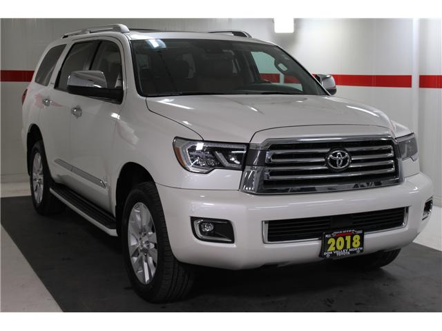 2018 Toyota Sequoia Platinum 5.7L V8 (Stk: 297853S) in Markham - Image 2 of 30