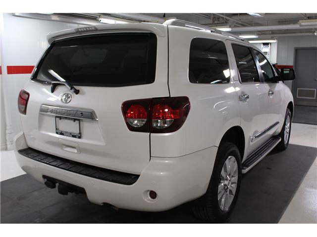 2018 Toyota Sequoia Platinum 5.7L V8 (Stk: 297853S) in Markham - Image 29 of 30