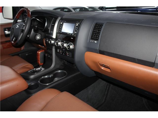 2018 Toyota Sequoia Platinum 5.7L V8 (Stk: 297853S) in Markham - Image 19 of 30