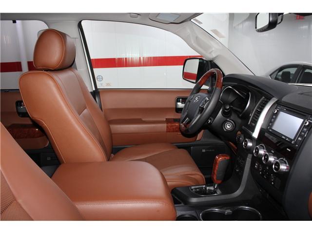2018 Toyota Sequoia Platinum 5.7L V8 (Stk: 297853S) in Markham - Image 17 of 30