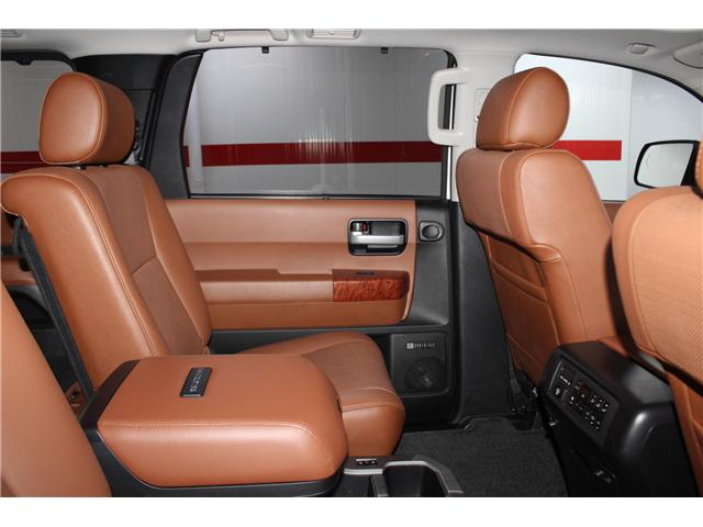 2018 Toyota Sequoia Platinum 5.7L V8 (Stk: 297853S) in Markham - Image 24 of 30