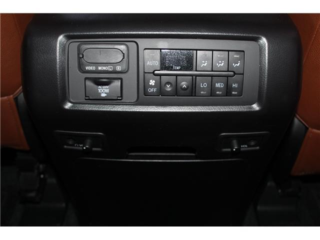 2018 Toyota Sequoia Platinum 5.7L V8 (Stk: 297853S) in Markham - Image 22 of 30