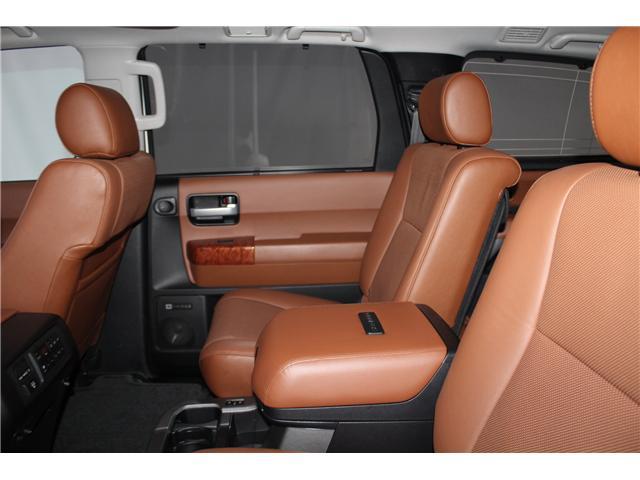 2018 Toyota Sequoia Platinum 5.7L V8 (Stk: 297853S) in Markham - Image 21 of 30