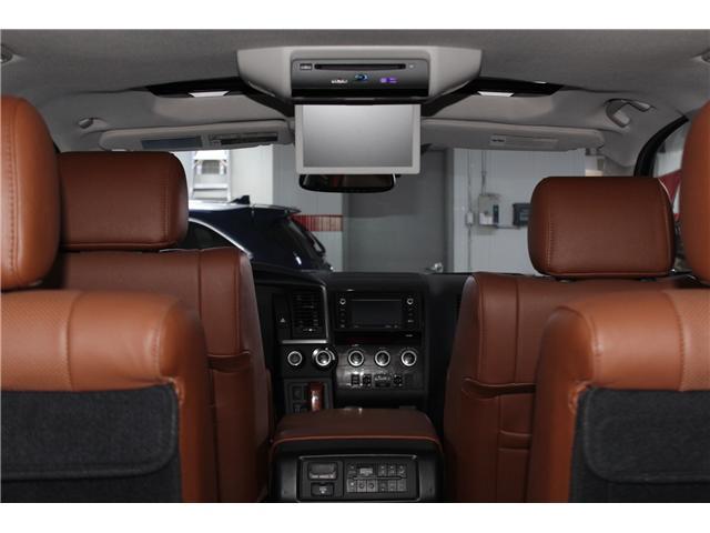 2018 Toyota Sequoia Platinum 5.7L V8 (Stk: 297853S) in Markham - Image 27 of 30