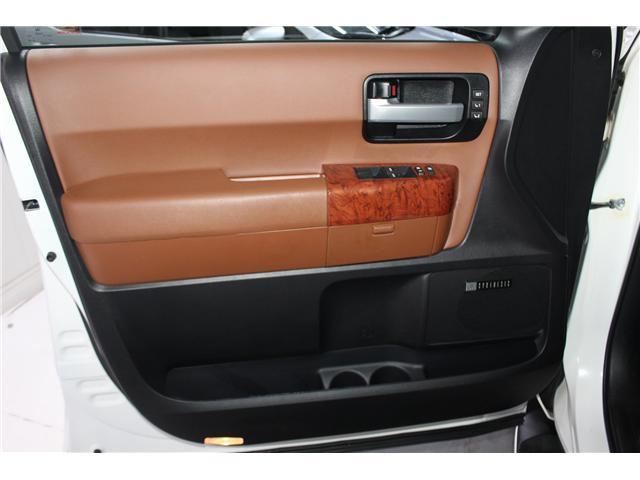 2018 Toyota Sequoia Platinum 5.7L V8 (Stk: 297853S) in Markham - Image 5 of 30