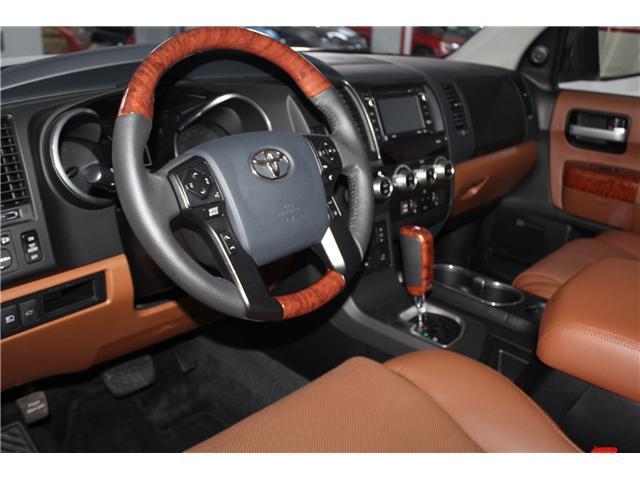 2018 Toyota Sequoia Platinum 5.7L V8 (Stk: 297853S) in Markham - Image 10 of 30