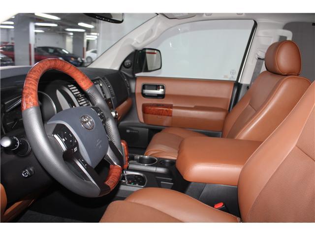 2018 Toyota Sequoia Platinum 5.7L V8 (Stk: 297853S) in Markham - Image 7 of 30