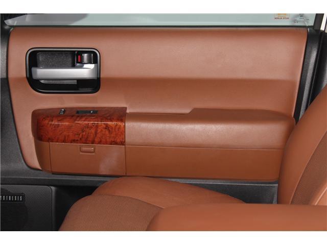 2018 Toyota Sequoia Platinum 5.7L V8 (Stk: 297853S) in Markham - Image 16 of 30