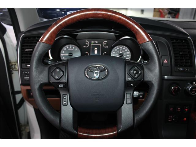 2018 Toyota Sequoia Platinum 5.7L V8 (Stk: 297853S) in Markham - Image 11 of 30
