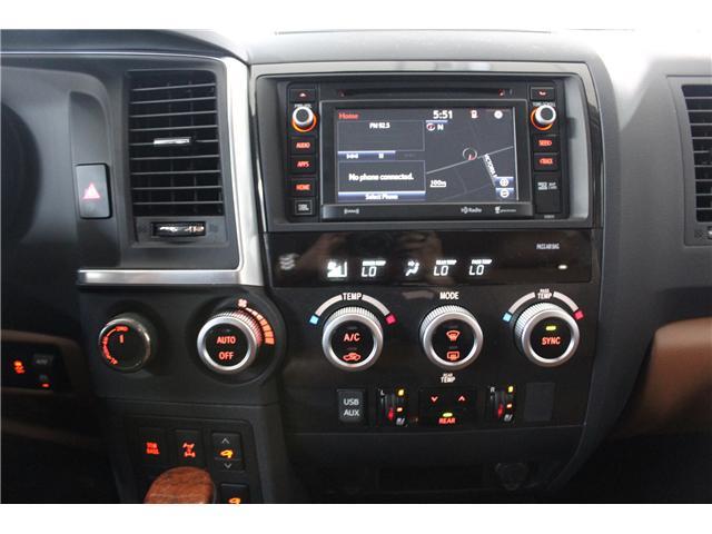 2018 Toyota Sequoia Platinum 5.7L V8 (Stk: 297853S) in Markham - Image 13 of 30