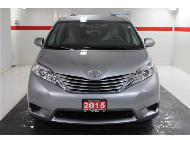 2015 Toyota Sienna LE 7 Passenger (Stk: 297850S) in Markham - Image 3 of 25