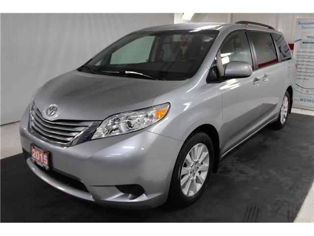 2015 Toyota Sienna LE 7 Passenger (Stk: 297850S) in Markham - Image 4 of 25