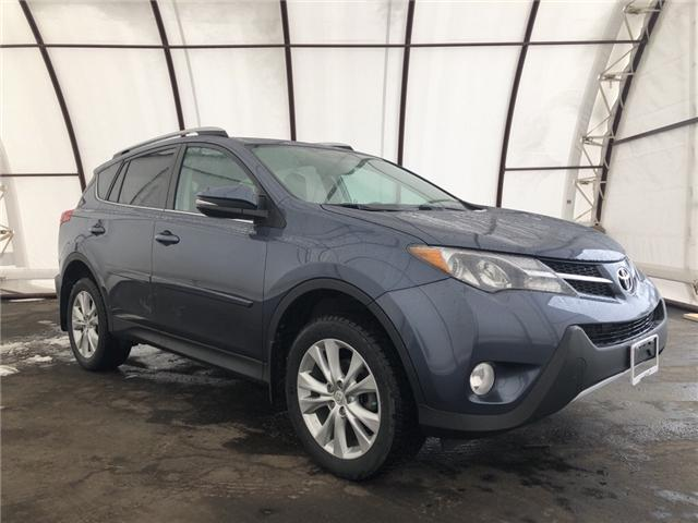 2014 Toyota RAV4  (Stk: IU1455) in Thunder Bay - Image 1 of 13