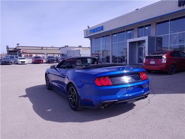 2018 Ford Mustang EcoBoost (Stk: P1560) in Saskatoon - Image 2 of 19