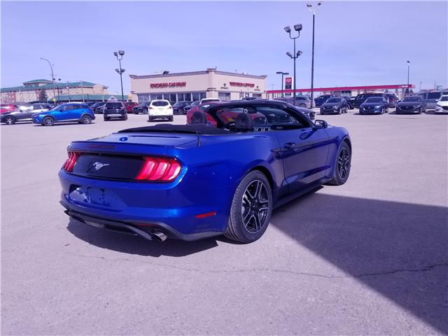 2018 Ford Mustang EcoBoost (Stk: P1560) in Saskatoon - Image 4 of 19