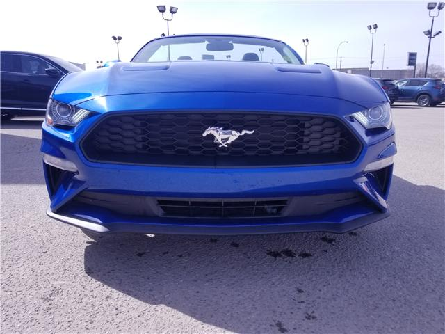 2018 Ford Mustang EcoBoost (Stk: P1560) in Saskatoon - Image 7 of 19