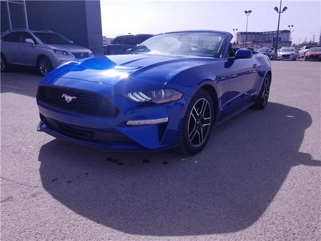 2018 Ford Mustang EcoBoost (Stk: P1560) in Saskatoon - Image 9 of 19