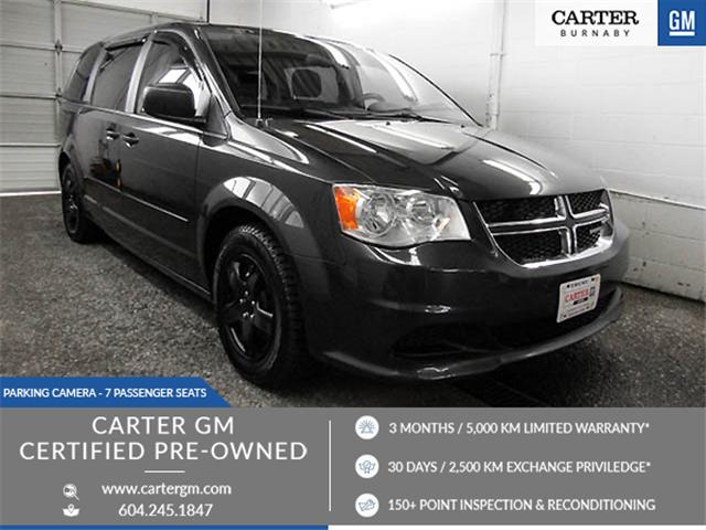 2011 Dodge Grand Caravan SE/SXT (Stk: Y9-22651) in Burnaby - Image 1 of 24