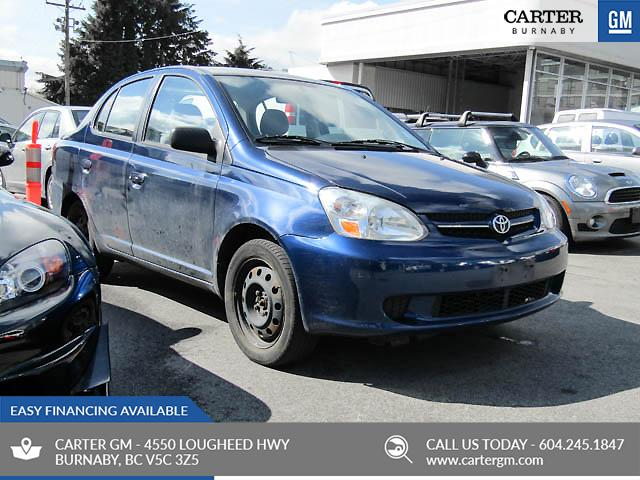 2004 Toyota Echo Base (Stk: P9-56741) in Burnaby - Image 1 of 1