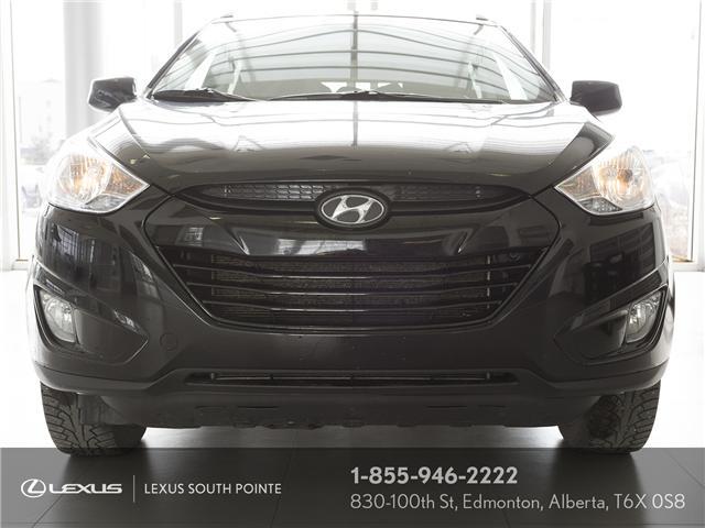 2011 Hyundai Tucson GLS (Stk: L700848B) in Edmonton - Image 2 of 16
