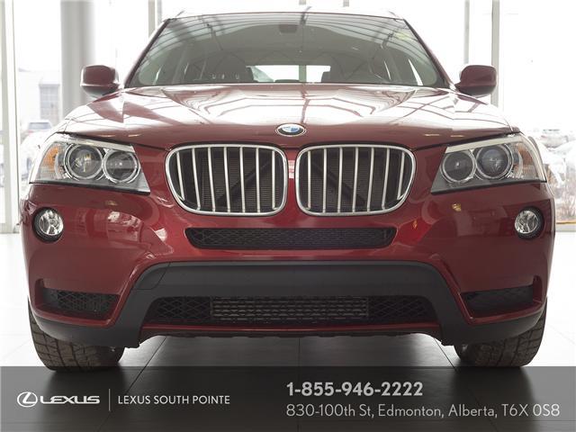 2011 BMW X3 xDrive35i (Stk: L900419A) in Edmonton - Image 2 of 16