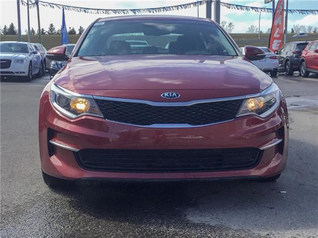 2018 Kia Optima LX+ (Stk: K7680) in Calgary - Image 2 of 24