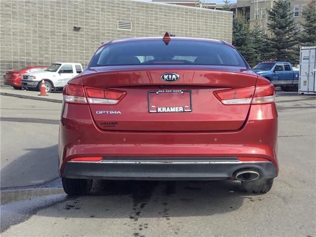 2018 Kia Optima LX+ (Stk: K7680) in Calgary - Image 6 of 24