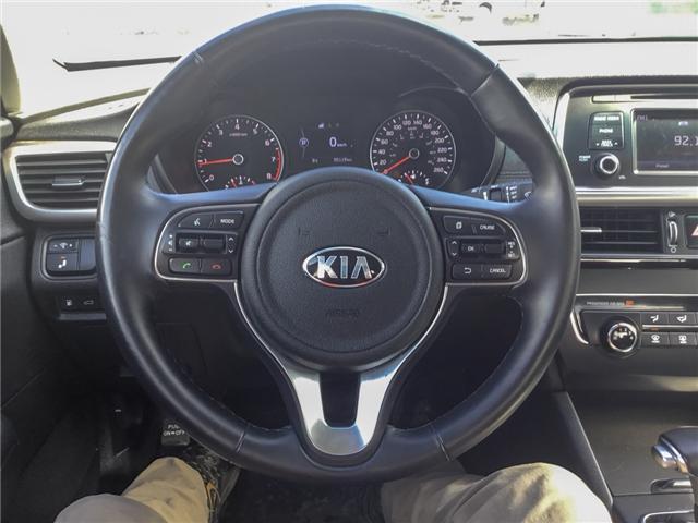 2018 Kia Optima LX+ (Stk: K7680) in Calgary - Image 15 of 24