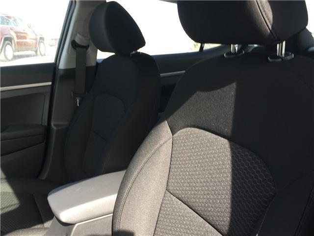 2019 Hyundai Elantra ESSENTIAL (Stk: 39055) in Saskatoon - Image 13 of 24