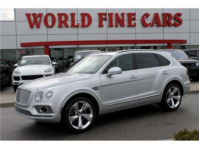 2018 Bentley Bentayga  (Stk: 16642) in Toronto - Image 1 of 27