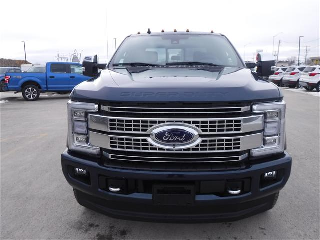 2019 Ford F-250 Platinum (Stk: 19-194) in Kapuskasing - Image 2 of 16