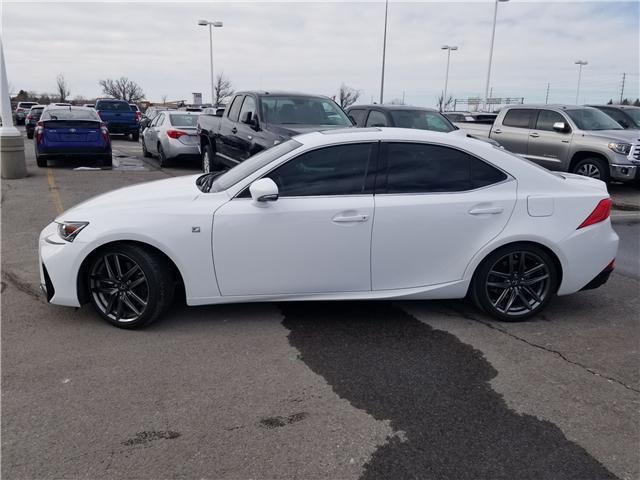 2018 Lexus IS 300 Base (Stk: 049E1280) in Ottawa - Image 2 of 20
