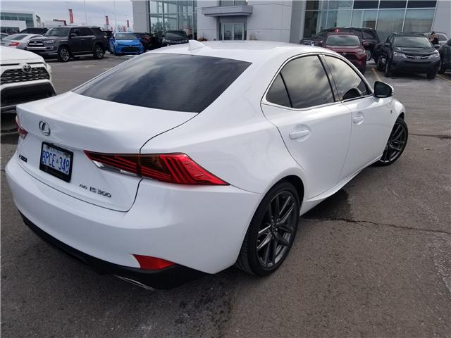 2018 Lexus IS 300 Base (Stk: 049E1280) in Ottawa - Image 6 of 20