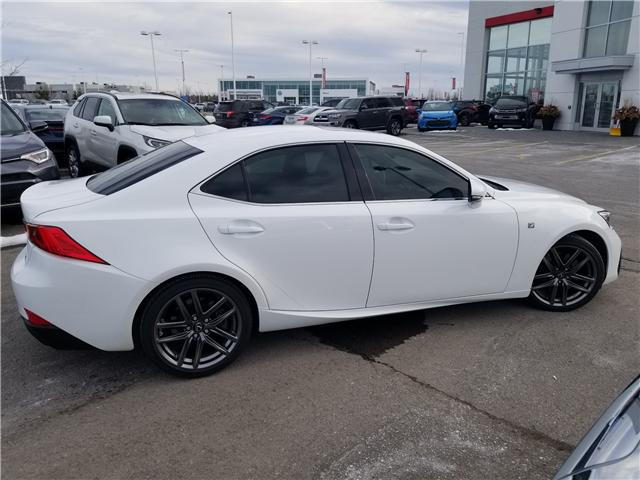 2018 Lexus IS 300 Base (Stk: 049E1280) in Ottawa - Image 7 of 20