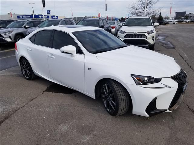 2018 Lexus IS 300 Base (Stk: 049E1280) in Ottawa - Image 8 of 20
