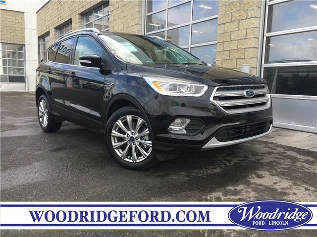 2018 Ford Escape Titanium (Stk: 17217) in Calgary - Image 2 of 22